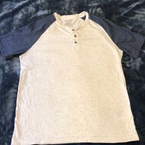 Banana Republic Henley Tee
